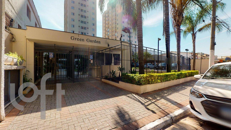 Fachada do Condomínio Green Garden