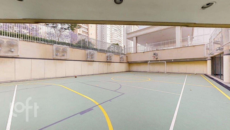 Fachada do Condomínio Praça Villa Lobos