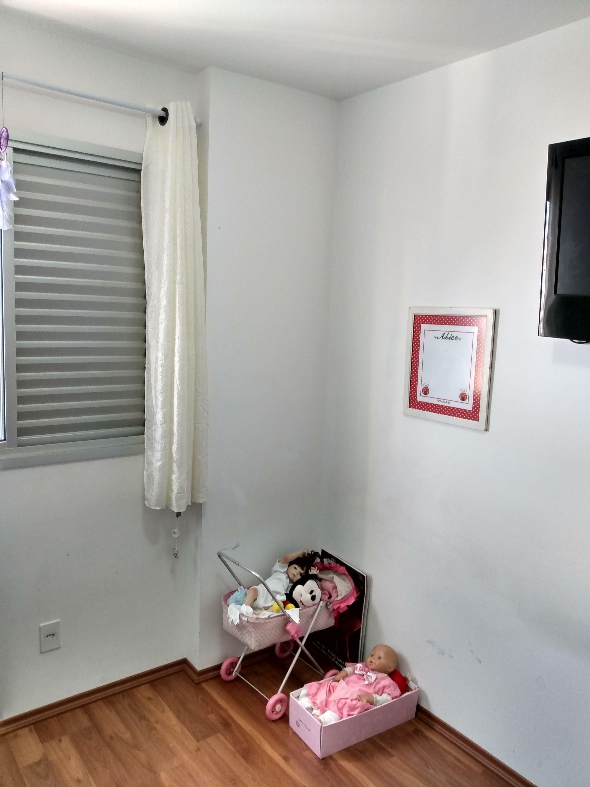 Foto de Quarto com televisão