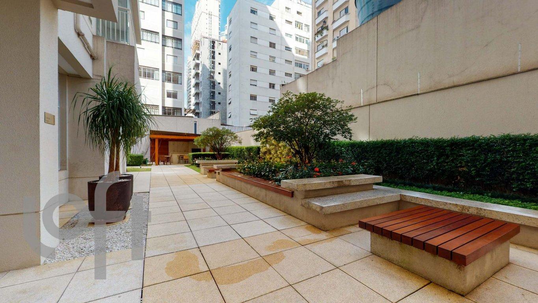 Fachada do Condomínio Host Paraíso Living Spaces