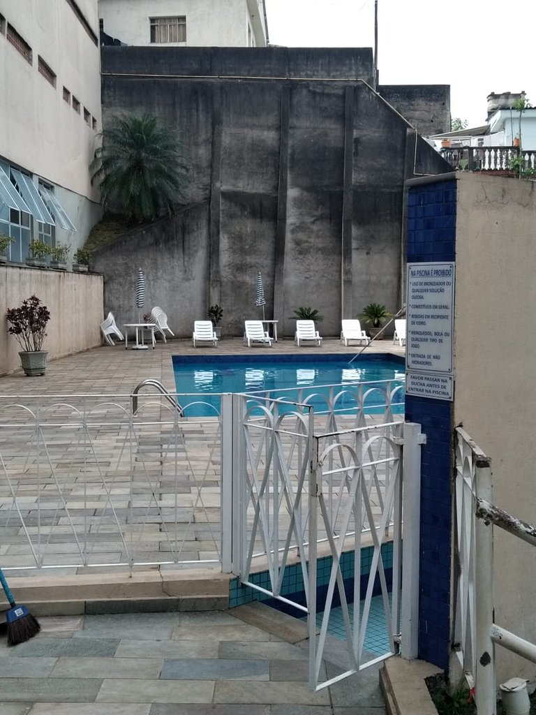 Fachada do Condomínio Piazza San Marco