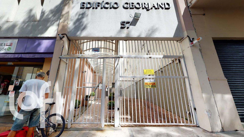 Fachada do Condomínio Georjand