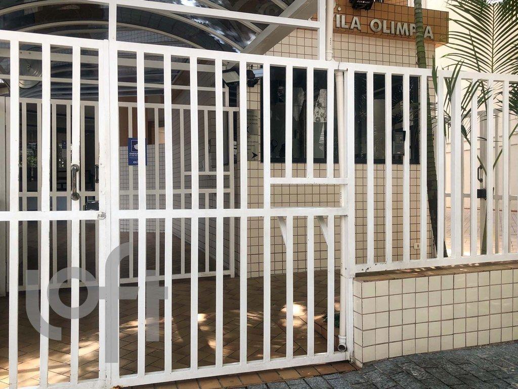Fachada do Condomínio Solar de Vila Olimpia