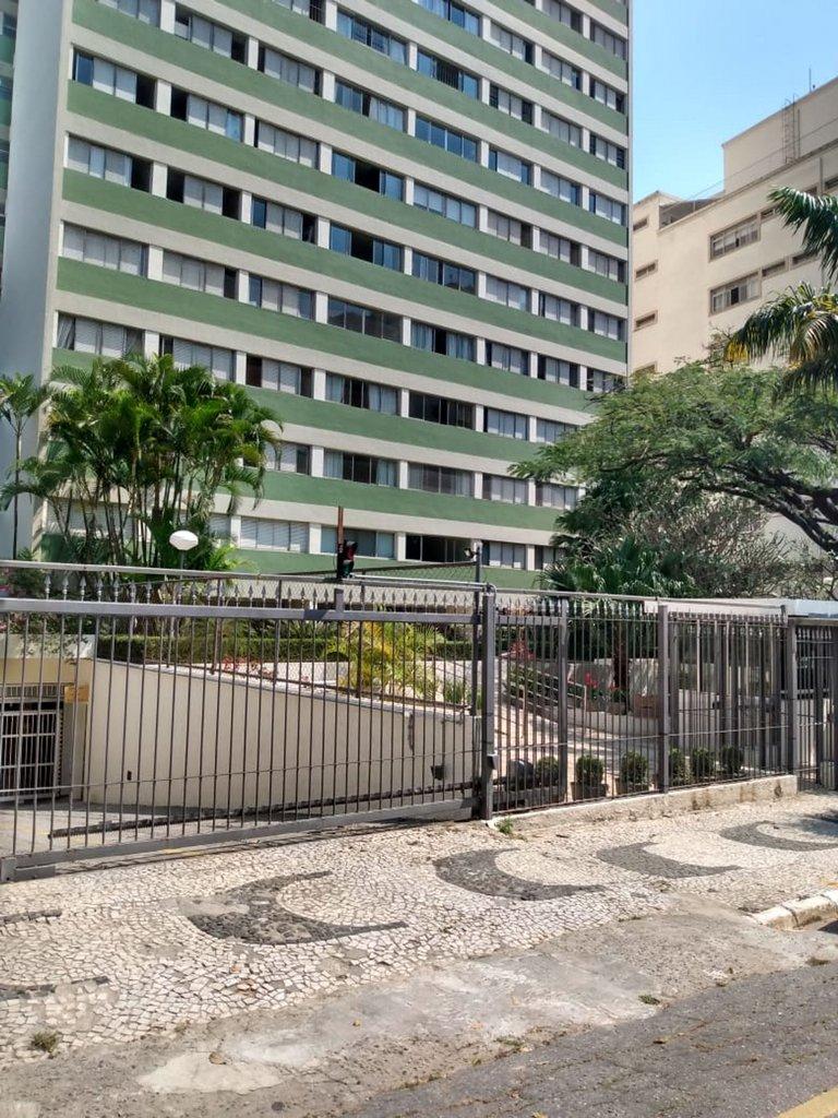Fachada do Condomínio Jardim das Bandeiras