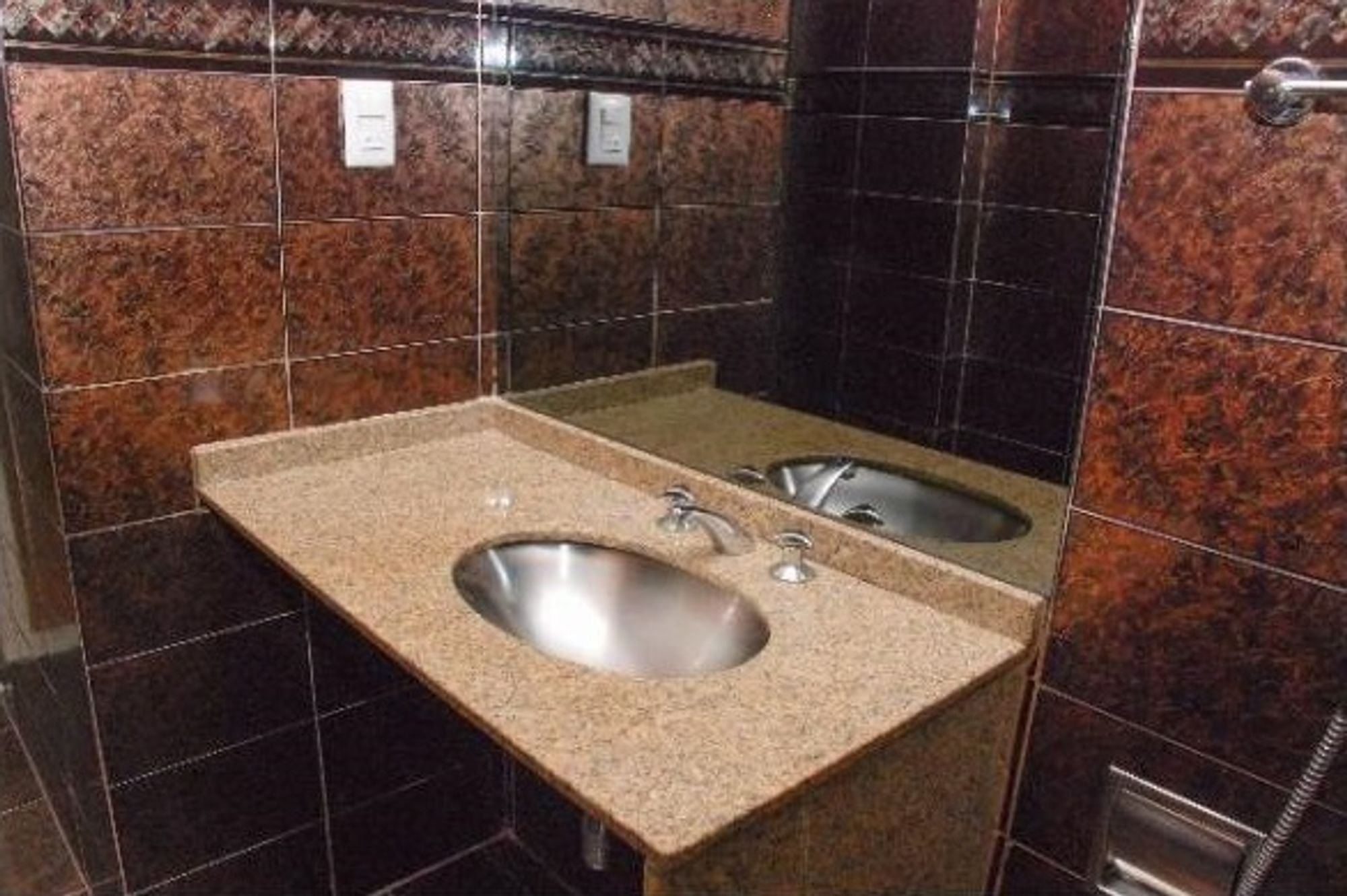 Foto de Banheiro com pia