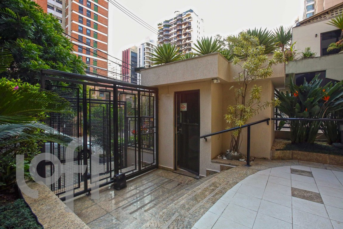 Fachada do Condomínio Royal Ibirapuera Classic