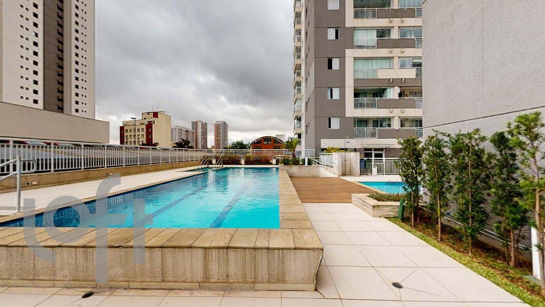 Fachada do Condomínio Central da Barra - Arte - Torre a