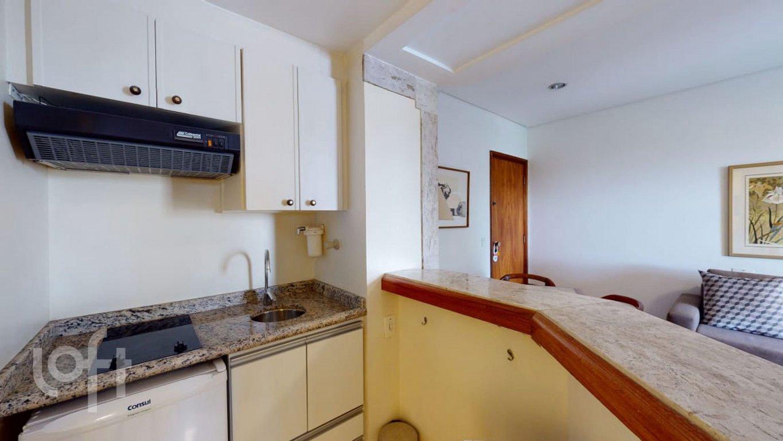 Fachada do Condomínio Golden Tower International Apart Service