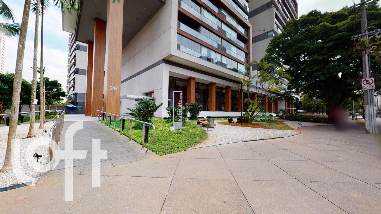 Fachada do Condomínio Habitarte Verde