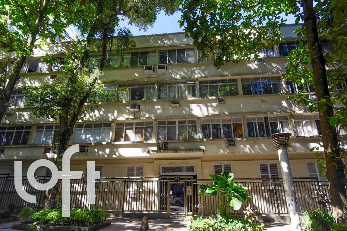 Fachada do Condomínio Condomínio Alberto Campos