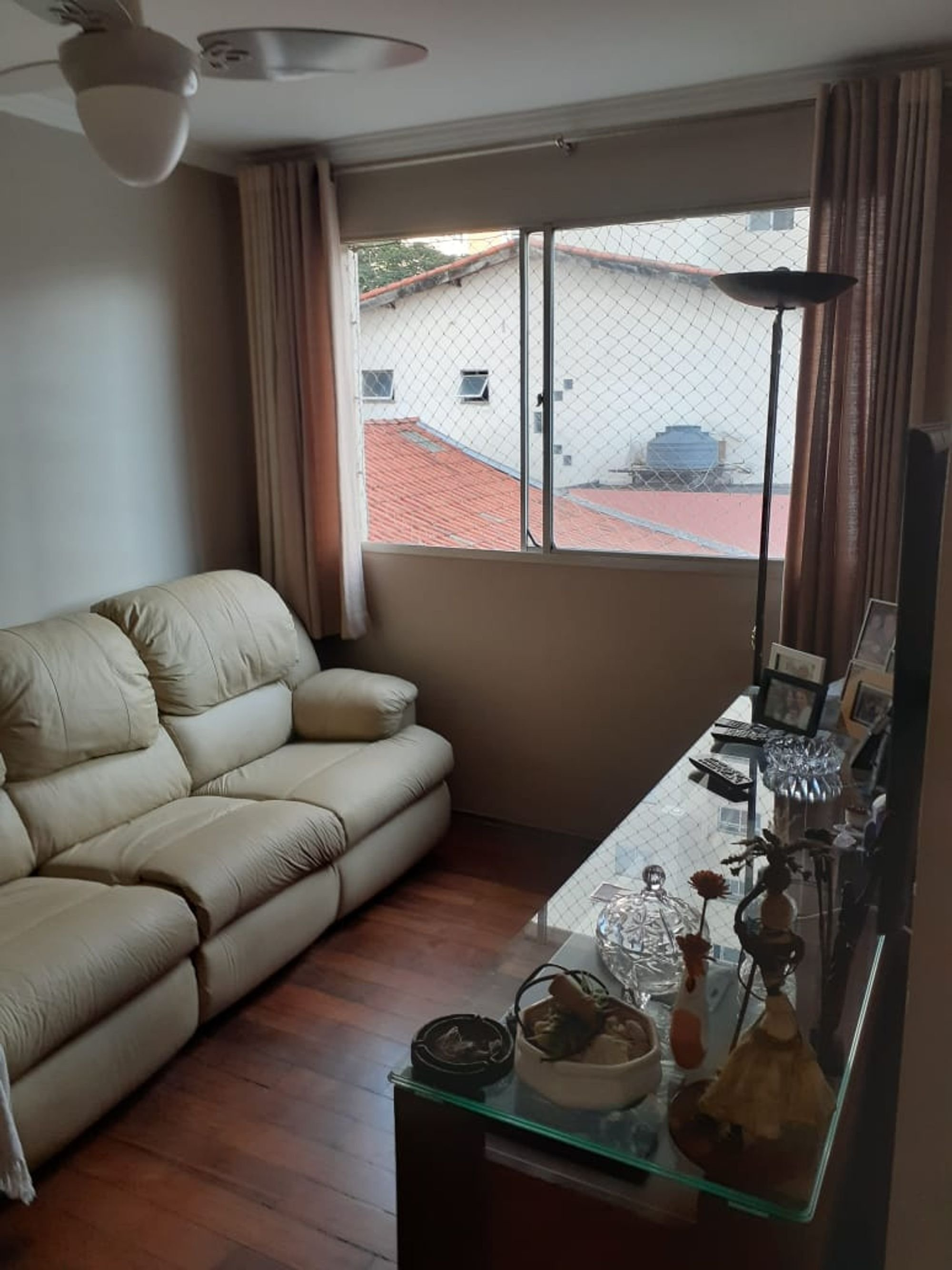 Foto de Varanda com sofá