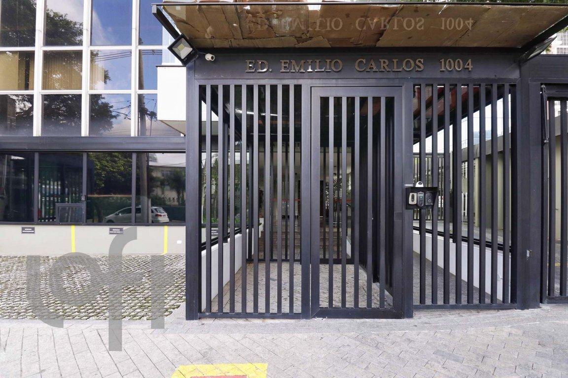 Fachada do Condomínio Emilio Carlos