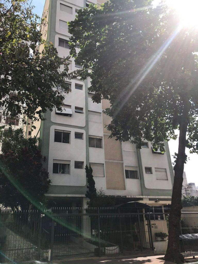 Fachada do Condomínio Bloco