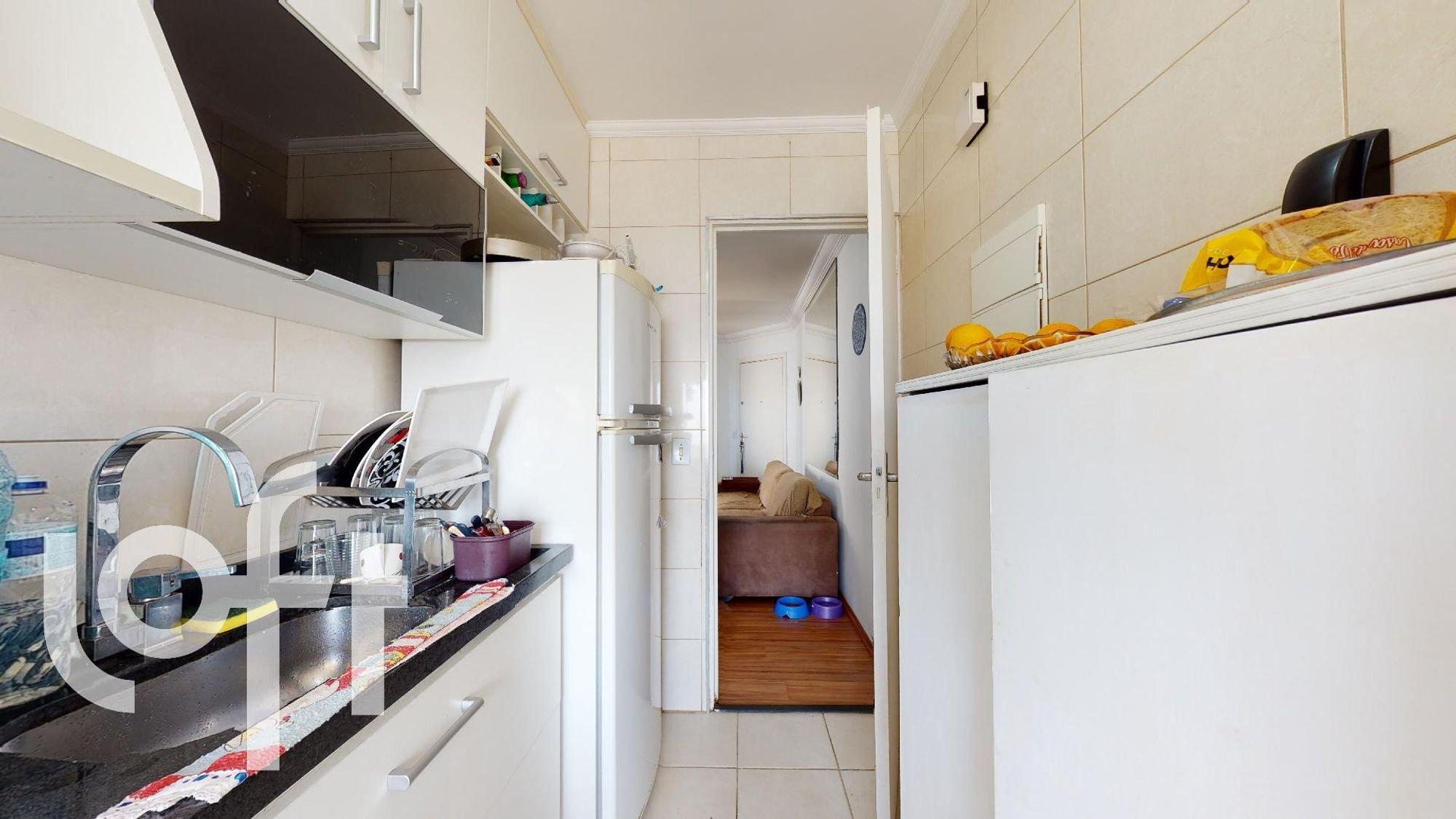 Foto de Cozinha com maçã, xícara