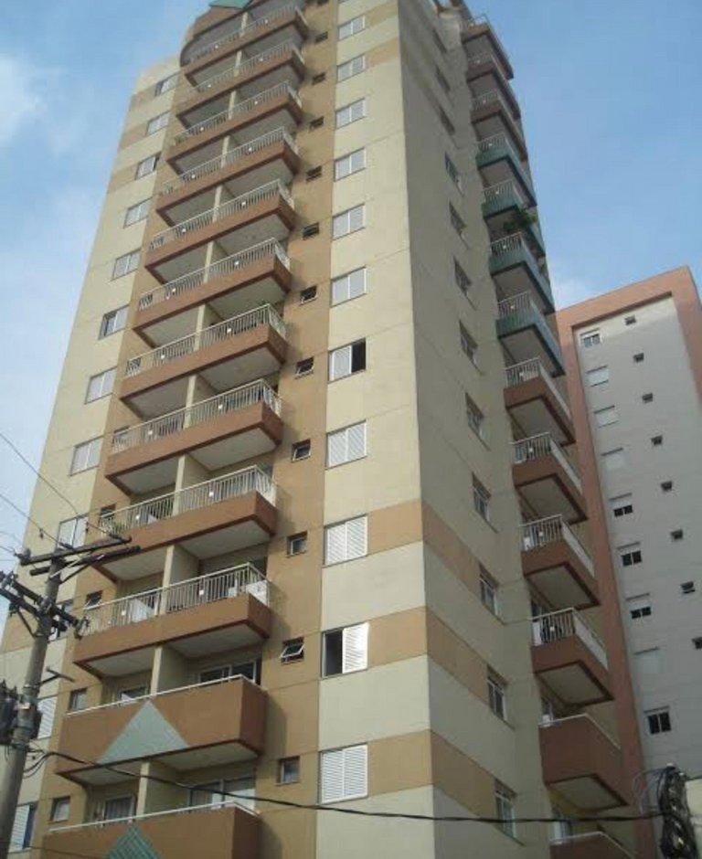 Fachada do Condomínio Parkside Ibirapuera