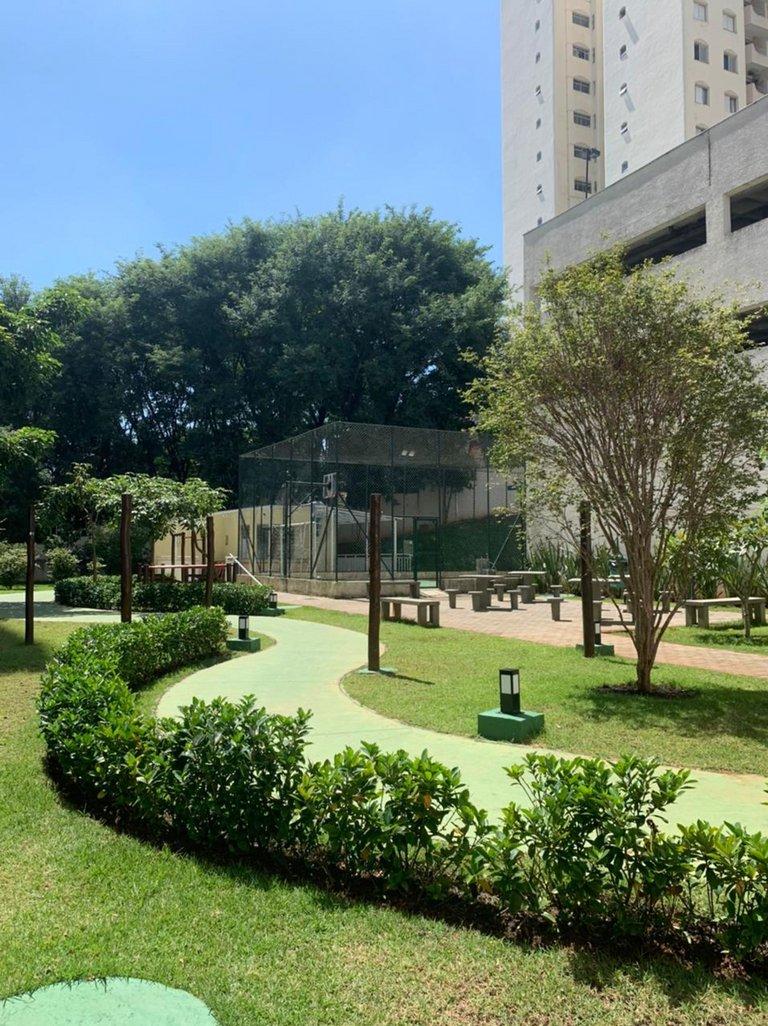 Fachada do Condomínio Dez Cantareira
