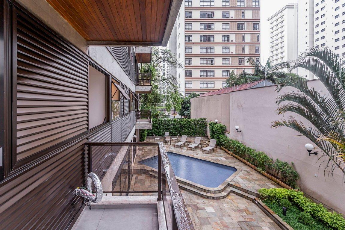 Fachada do Condomínio Vila de Piratininga
