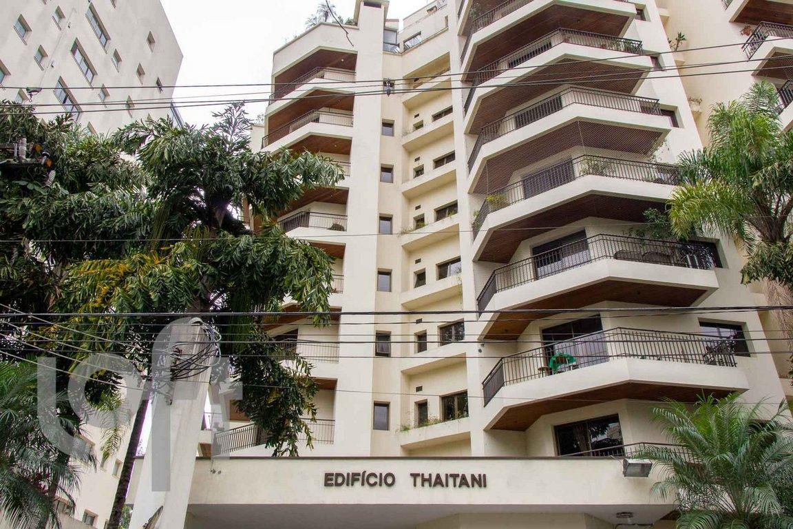 Fachada do Condomínio Thaitani