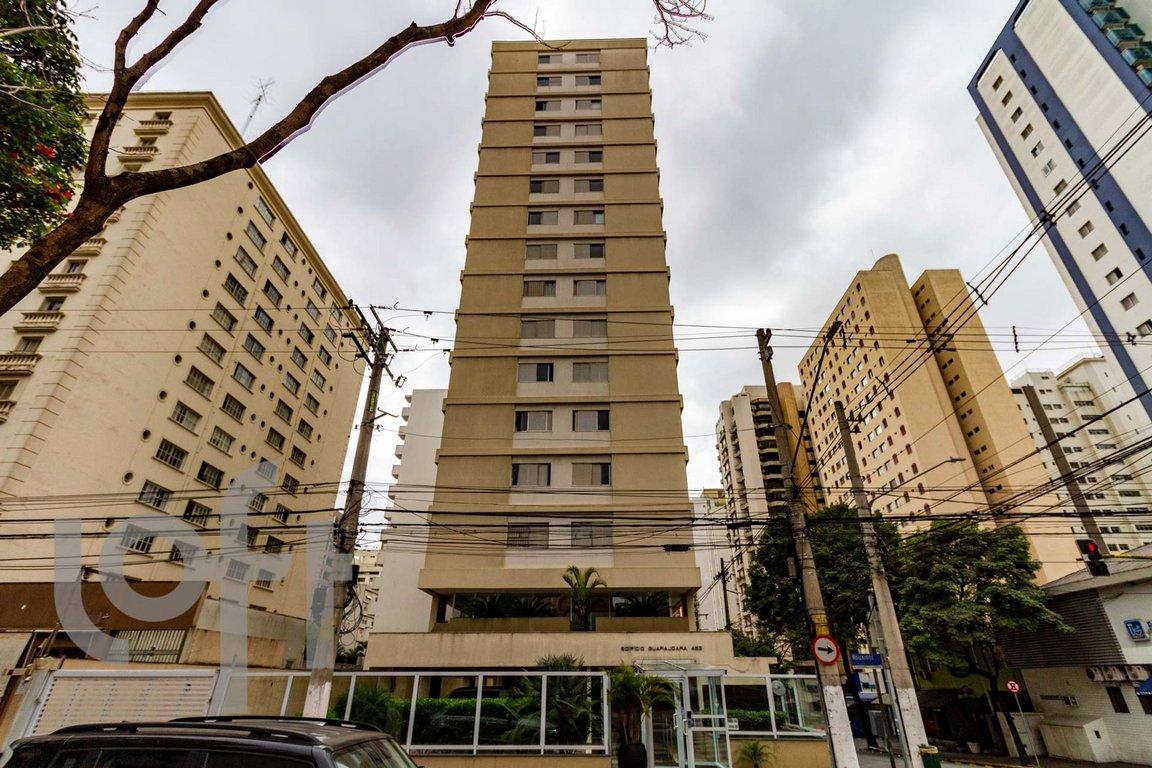 Fachada do Condomínio Guarajoara