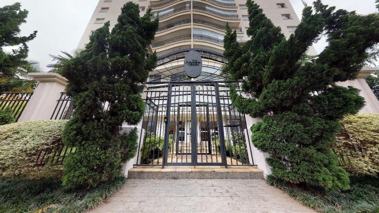 Fachada do Condomínio Piazza Verdi