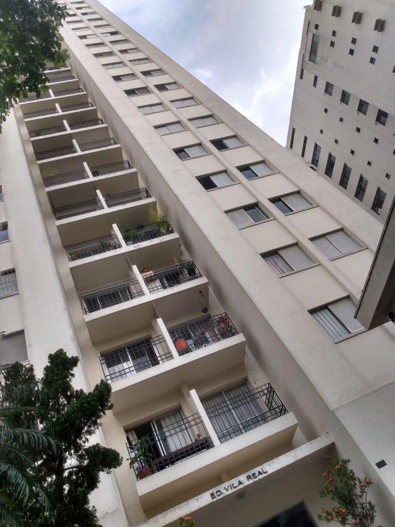 Fachada do Condomínio Vila Real