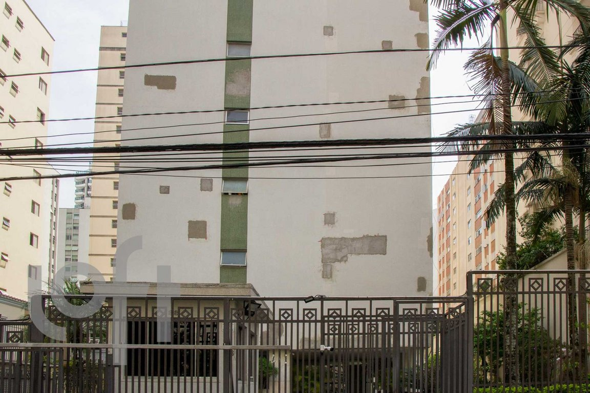 Fachada do Condomínio Panorama