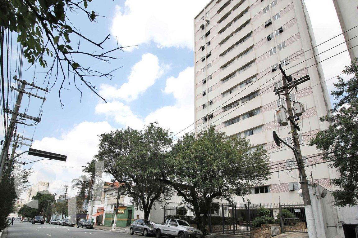 Fachada do Condomínio Rachid Jose Bussab