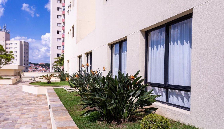 Fachada do Condomínio Marmara