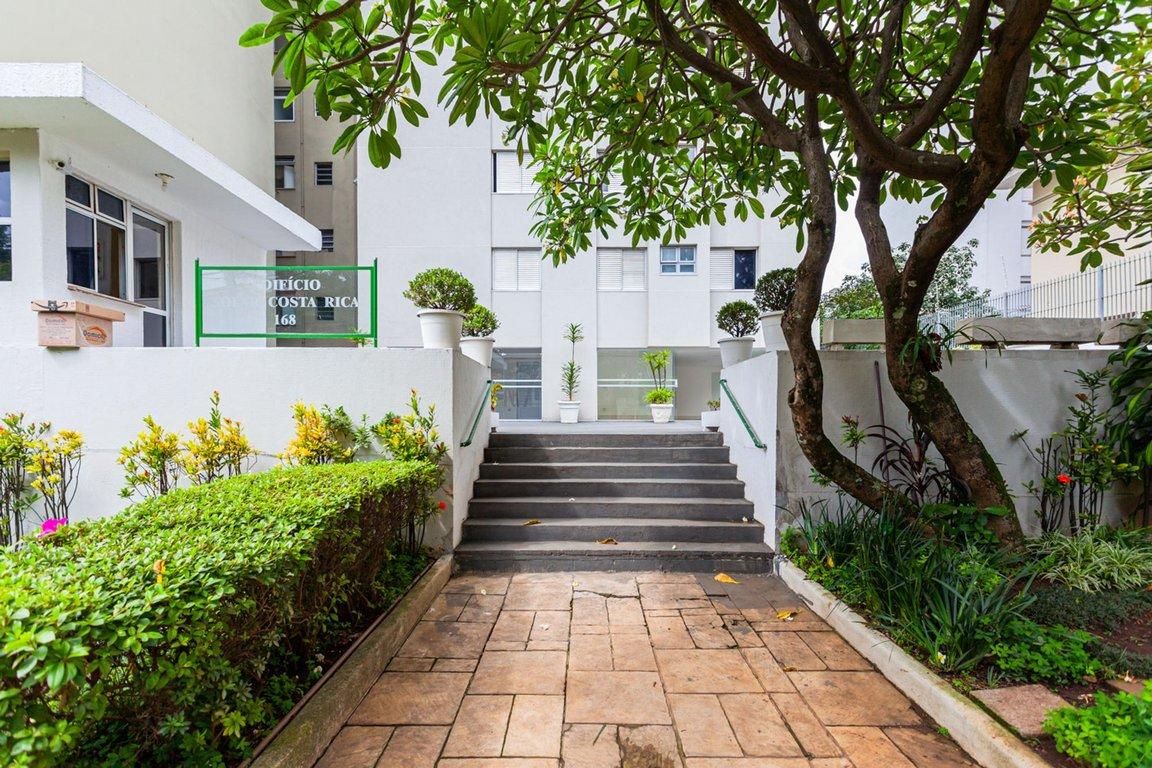 Fachada do Condomínio Solar Costa Rica