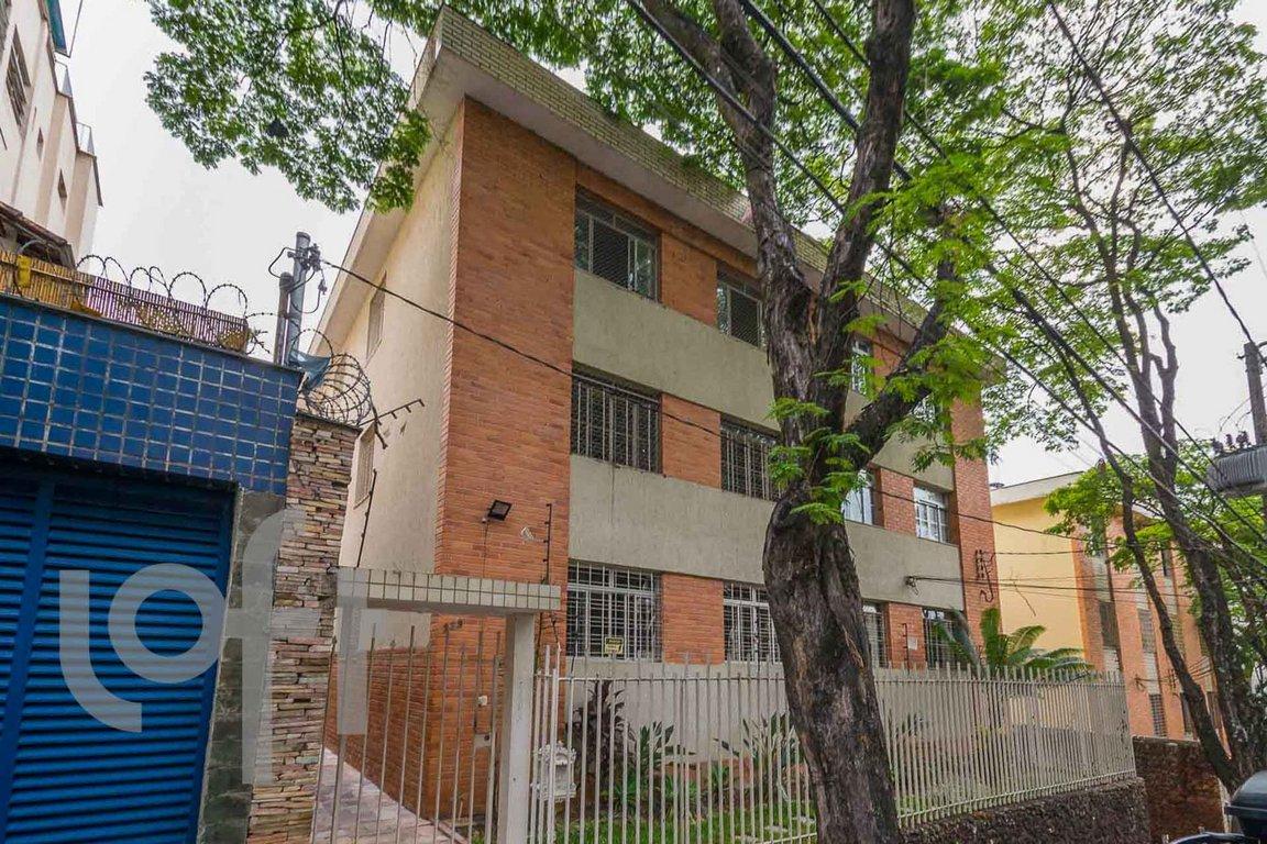 Fachada do Condomínio Condominio Edificio Monte Belo
