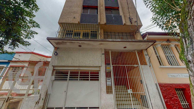 Fachada do Condomínio Condominio Edificio Adelina