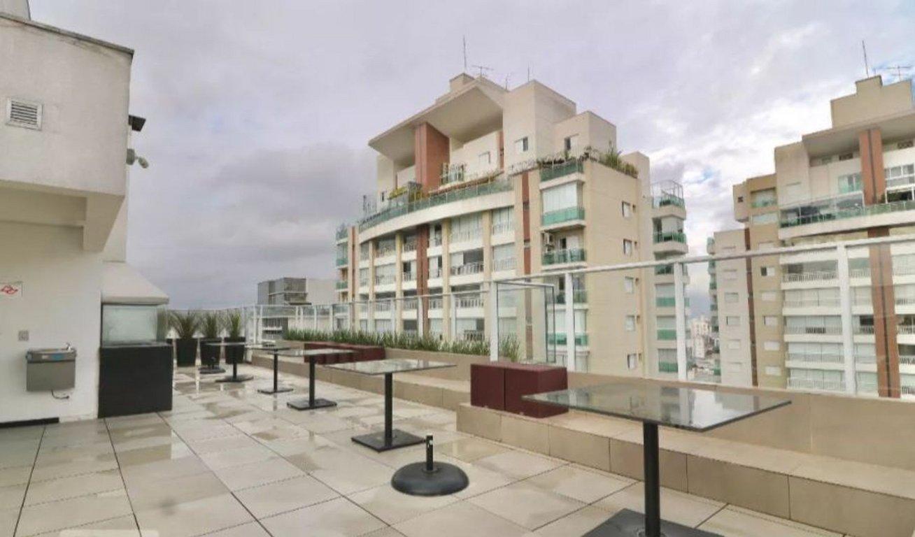 Fachada do Condomínio Vision Paulista