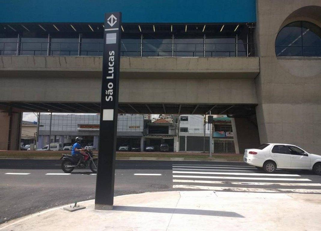 Fachada do Condomínio Parque Thomaz Saraiva - Secção II - Bloco a