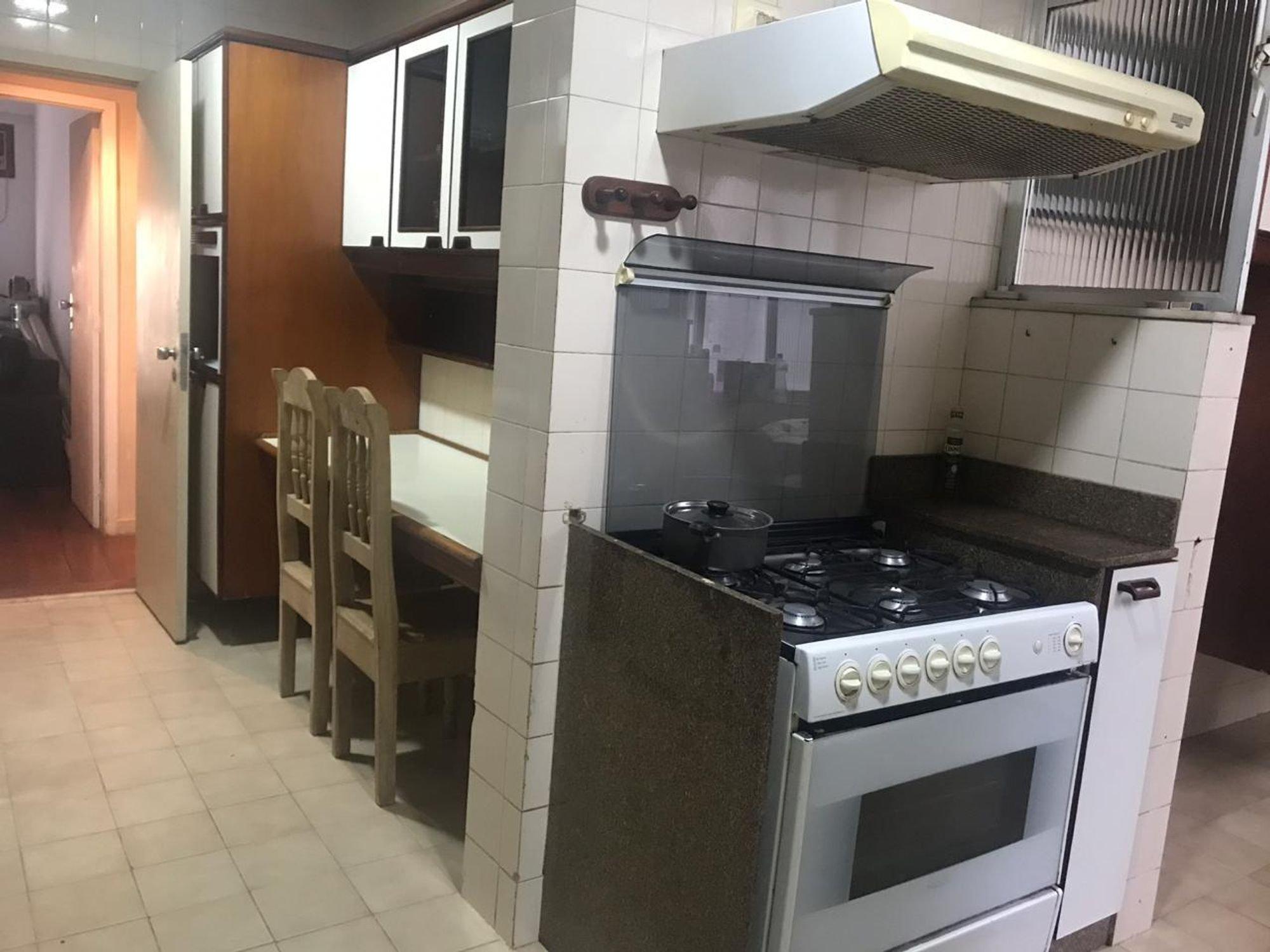 Foto de Cozinha com forno