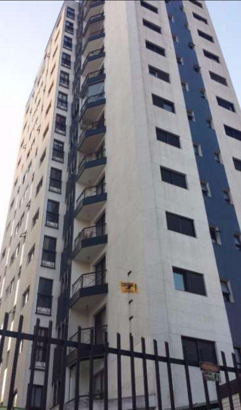 Fachada do Condomínio Edifício Avenida das Américas
