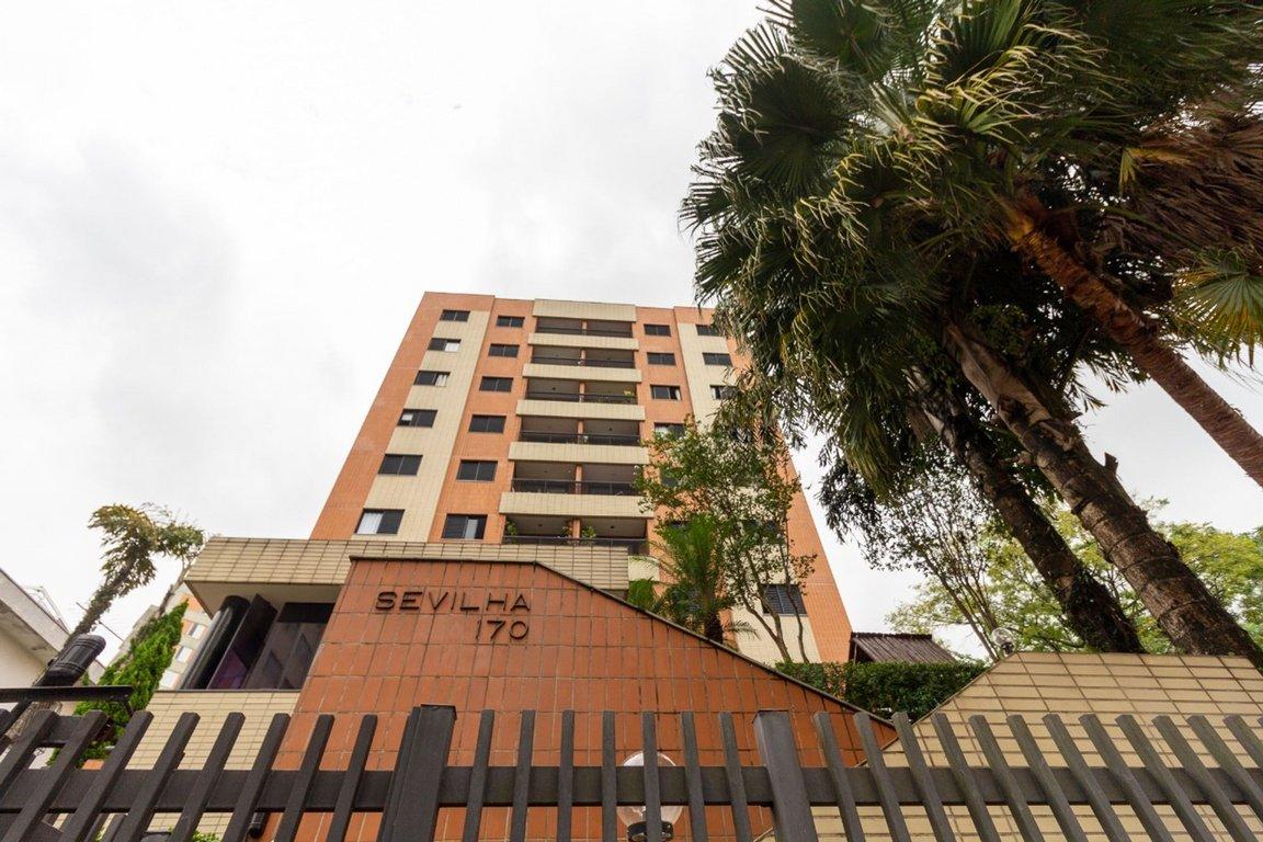 Fachada do Condomínio Condominio Residencial Sevilha