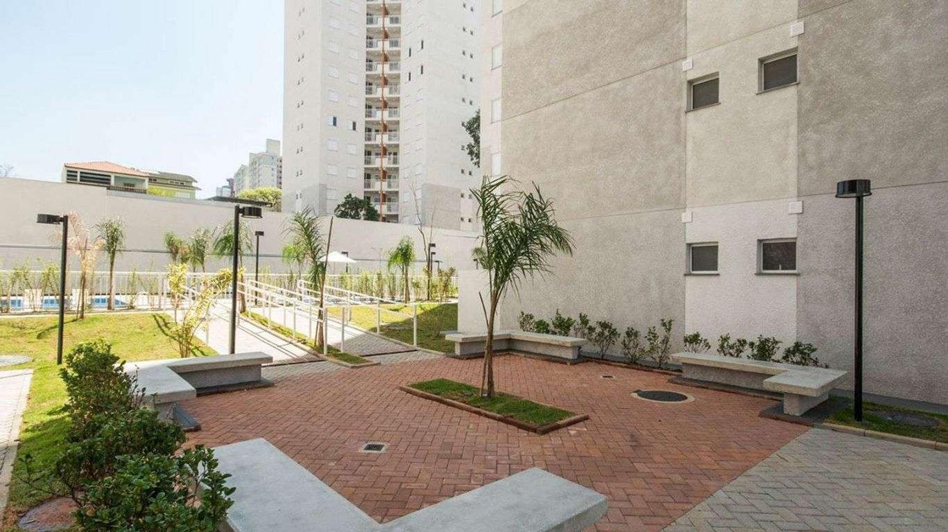 Fachada do Condomínio In São Paulo - Villa Lobos - Torre a