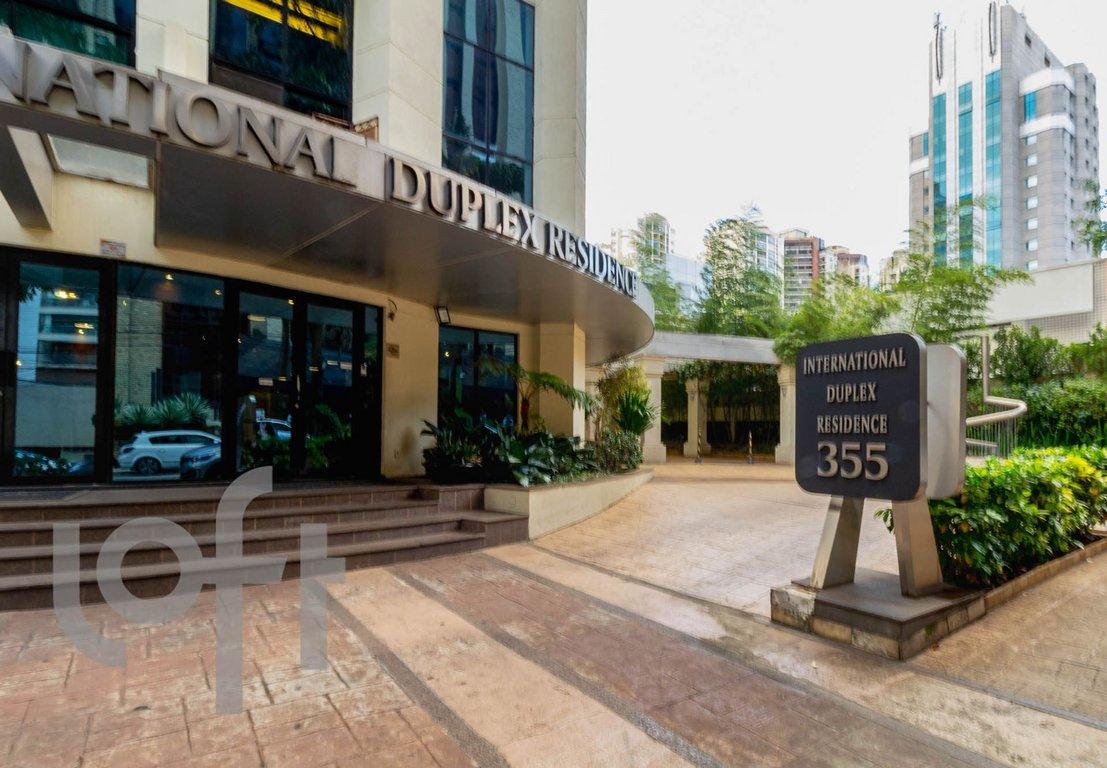 Fachada do Condomínio International Duplex Residence