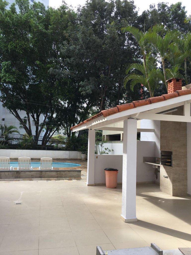 Fachada do Condomínio Costa Verde