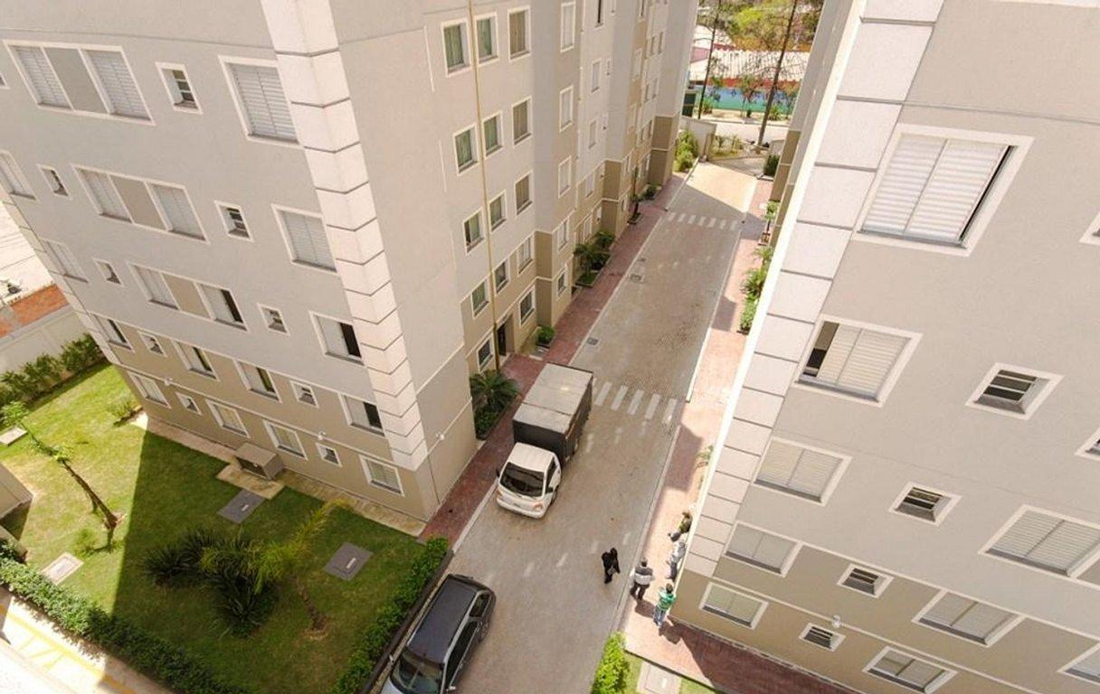 Fachada do Condomínio Saint Jerome - Torre 1