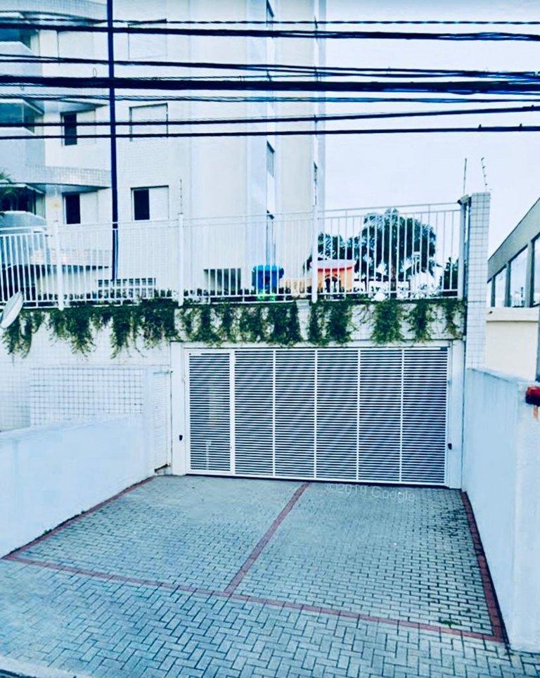 Fachada do Condomínio Mansão Cantareira