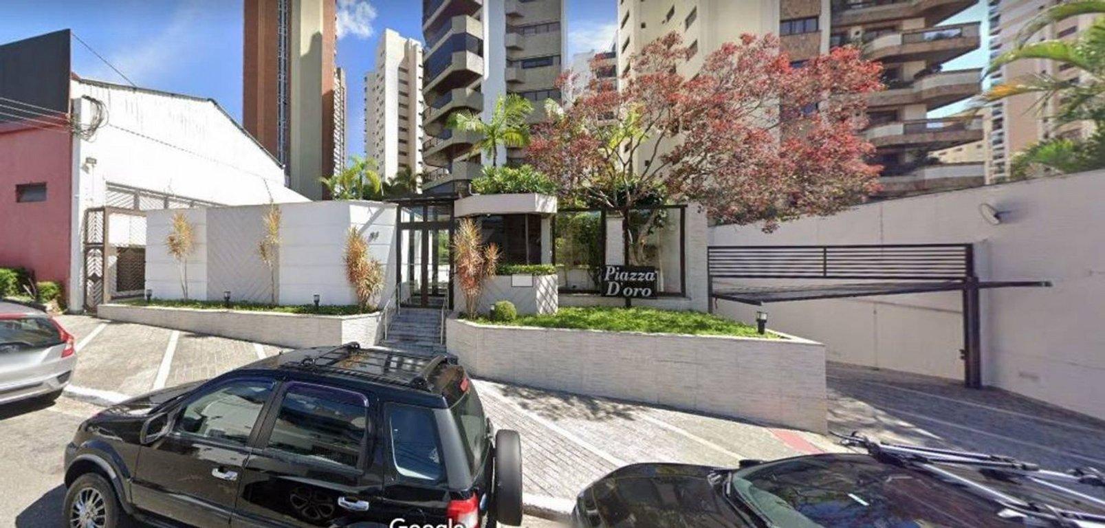 Fachada do Condomínio Plaza Doro