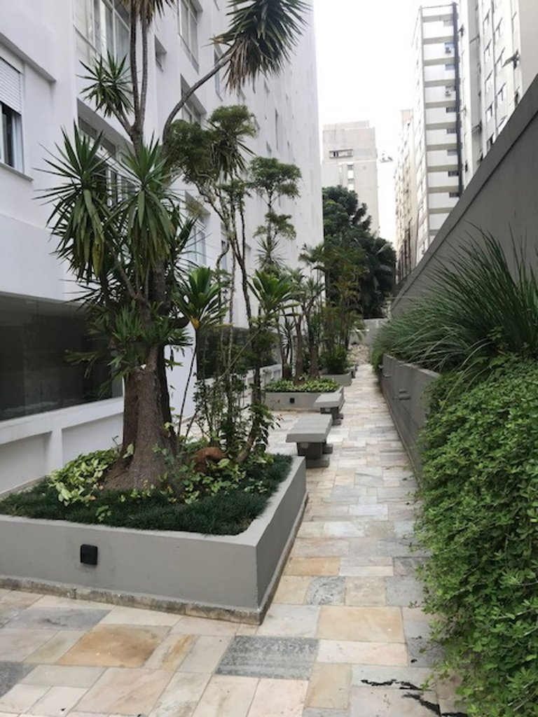 Fachada do Condomínio Jardim Residencial Cavalheiro Salim Feres