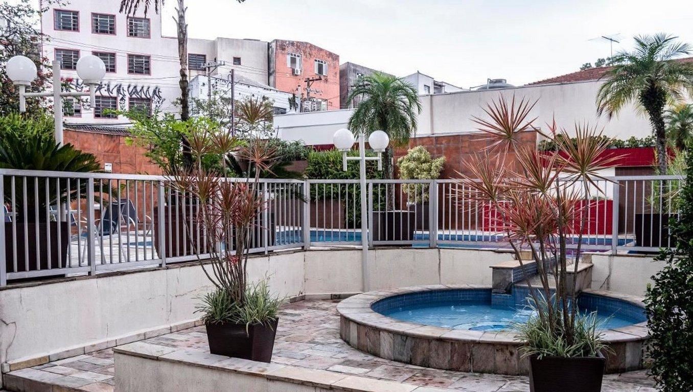 Fachada do Condomínio Villa Di Capri