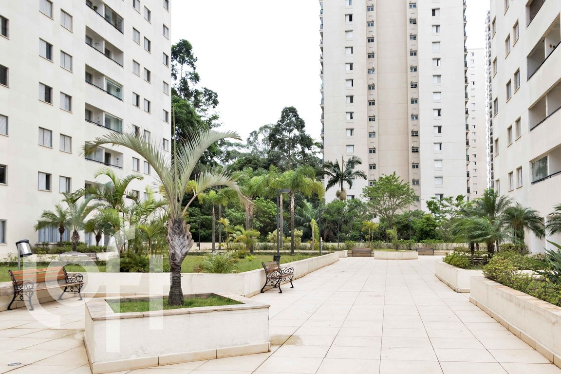 Fachada do Condomínio Residencial Petrônio Portela