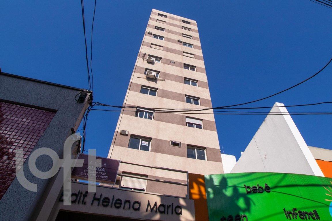 Fachada do Condomínio Helena Maria