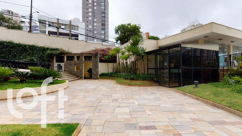 Fachada do Condomínio Duplex Vila Madalena