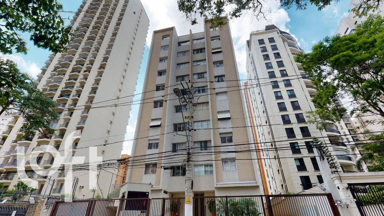 Fachada do Condomínio Maria Paula