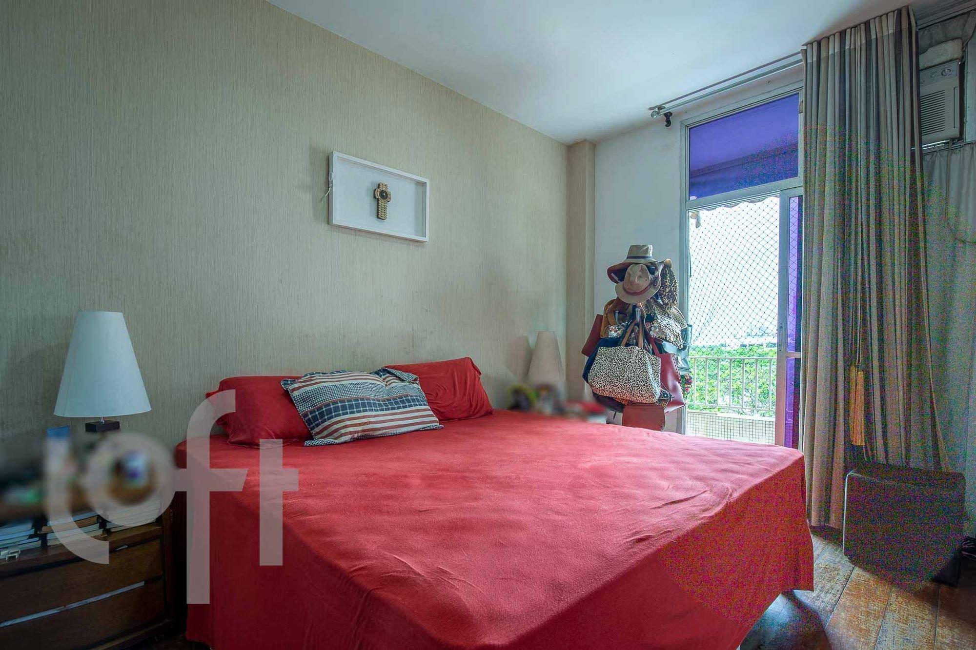 Foto de Varanda com cama