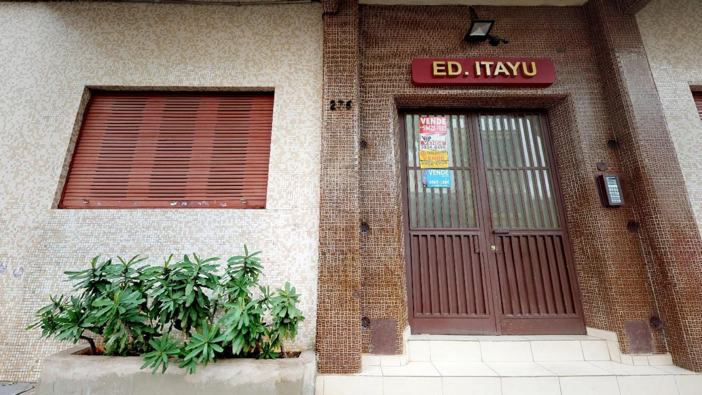 Fachada do Condomínio Itaui